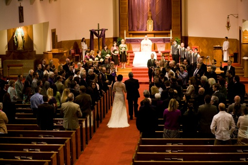 Introductory Rites to the Sacrament of Holy Matrimony